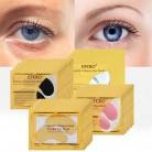 € 1.35 25% de DESCUENTO Máscara dorada de colágeno máscara de ojos máscara de cara parches para los ojos cristal antiarrugas círculo oscuro Anti arrugas  Crema para ojos-in Cremas from Belleza y salud on Aliexpress.com   Alibaba Group