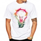 DIHOPE 2020 Quick dry Tee Tops Men Fashion Printed Tee Top Men's  Sleeve O Neck Tshirts Fitness SlimBreathable  Top Tees on AliExpress