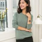 2787.29 руб. 40% СКИДКА|Высокое качество 100% чистый кашемир женские свитера и пуловеры мягкий теплый кашемировый джемпер вязаный, с круглым вырезом свитер для женщин-in Пуловеры from Женская одежда on Aliexpress.com | Alibaba Group