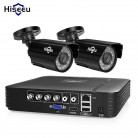3786.8 руб. 25% СКИДКА|Hiseeu HD 4CH 1080N 5в1 AHD DVR комплект системы видеонаблюдения 2шт 720 P/1080 P AHD водонепроницаемая/цилиндрическая камера 2МП P2P набор для наблюдения-in Система наблюдения from Безопасность и защита on Aliexpress.com | Alibaba Group