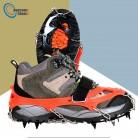 947.85 руб. 14% СКИДКА|M/L Размер Crampons 12 зубов открытый горный туризм противоскользящие Ледяные Шипы для зимней обуви Crampons Нескользящие высокого качества-in Аксессуары для скалолазания from Спорт и развлечения on Aliexpress.com | Alibaba Group