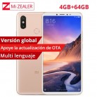 € 269.14 |Versión Global Xiao mi Max 3 4 GB RAM 64 GB ROM Smartphone móvil Snapdragon 636 Octa Core 2160 1080x6,9