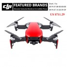 US $960.24 23% OFF|DJI Mavic Air/Mavic Air Fly More Combo drone 4K 100Mbps Video 3 Axis Gimbal Camera with 4KM Remote Control-in Camera Drones from Consumer Electronics on Aliexpress.com | Alibaba Group