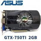 2852.05 руб. |Asus GTX 750TI OC 2GB GTX750TI GTX 750TI 2G D5 DDR5 128 бит ПК настольные видеокарты PCI Express 3,0 компьютер GTX 750 видео-in Графические карты from Компьютер и офис on Aliexpress.com | Alibaba Group