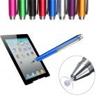 102.56 руб. 19% СКИДКА|12,5 см Стилус ручка с тонким стержнем на круглом тонком емкостный планшет ручка стилус для iPad 2/3/4 air iPad мини iPad черный/золотой/синий серебристый, черный-in Стилусы для планшетов from Компьютер и офис on Aliexpress.com | Alibaba Group