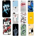 US $0.91 27% OFF|Luxury Flower Case For iPhone 7 8 Plus 6 s 6s Cartoon Minnie Soft Silicon TPU Back Cover For iPhone X 10 XS 5 s SE Fundas Coque-in Fitted Cases from Cellphones & Telecommunications on Aliexpress.com | Alibaba Group