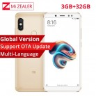 US $168.99 |النسخة العالمية Xiaomi Redmi ملاحظة 5 3 جيجابايت RAM 32 جيجابايت ROM الهاتف الذكي أنف العجل 636 الثماني النواة 5.99