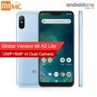 10858.04 руб. |Глобальная версия Xiaomi Mi A2 Lite 4 GB 64 GB мобильный телефон Snapdragon 625 Octa Core 5,84