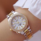 US $14.99 50% OFF|2018 Luxury Brand lady Crystal Watch Women Dress Watch Fashion Rose Gold Quartz Watches Female Stainless Steel Wristwatches-in Women's Watches from Watches on Aliexpress.com | Alibaba Group