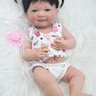 3253.69 руб. 48% СКИДКА|35 см полное Силиконовое боди Reborn Baby Игрушки, Куклы как живые 14 дюймов Мини Винил принцесса улыбка Девочка Младенцы кукла подарок на день рождения игрушка-in Куклы from Игрушки и хобби on Aliexpress.com | Alibaba Group