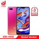 11518.07 руб. 24% СКИДКА|Оригинальная глобальная версия Xiaomi mi 8 Lite 4 GB 64 GB 6,26