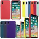 Funda de silicona con LOGO Original de estilo oficial para iphone XS MAX XR X Fundas para apple para iPhone 7 8 6 s Plus funda al por menor en Casos amueblada de Teléfonos y Telecomunicaciones en AliExpress.com | Alibaba Group