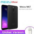 6139.74 руб. 12% СКИДКА|Глобальная версия Meizu M6T 3 ГБ 32 ГБ мобильный телефон MTK6750 Восьмиядерный 5,7