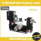 US $194.26 21% OFF TZ20002MR 60W Metal Mini Rotating Lathe/60W,12000rpm Big Power mini lathe-in Lathe from Tools on AliExpress - 11.11_Double 11_Singles' Day