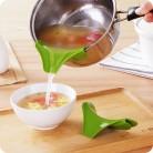 77.19 руб. 5% СКИДКА|2017 Новый силиконовый суп Воронка кухонные устройства Инструменты дефлектор воды инструмент для приготовления пищи-in Вкладыши для посуды from Дом и сад on Aliexpress.com | Alibaba Group