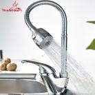 1111.39 руб. 40% СКИДКА|Yenhome твердый медный кухонный миксер, кран для холодной и горячей воды, кухонные смесители с одним отверстием, кухонный смеситель для кухни-in Смесители для кухни from Товары для дома on Aliexpress.com | Alibaba Group