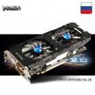 12059.22 руб. 25% СКИДКА|Yeston Radeon RX 580 GPU 8GB GDDR5 256bit игровой настольный компьютер ПК видеокарты Поддержка сигнала от DVI/HDMI PCI E X16 3,0-in Графические карты from Компьютер и офис on Aliexpress.com | Alibaba Group