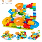 US $9.99 30% OFF|Tumama 52 208Pcs Marble Race Run Maze Balls Track Building Blocks Funnel Slide Big Building Brick Compatible building blocks-in Blocks from Toys & Hobbies on Aliexpress.com | Alibaba Group