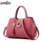 1066.9 руб. 49% СКИДКА|Женские сумки женские модные дамские сумки, Курьерская сумка на плечо-in Сумки с ручками from Багаж и сумки on Aliexpress.com | Alibaba Group