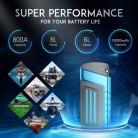 3588.61 руб. 38% СКИДКА|Супер мощность 20000 мАч автомобильный стартер 800A 12 В пусковое устройство банк питания Автомобильное зарядное устройство для автомобильного аккумулятора бензин 8.0L дизель 6.0L-in Пусковые устройства from Автомобили и мотоциклы on Aliexpress.com | Alibaba Group