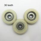 3 мм шт. 38 мм 36 зубы нейлон 8 мм отверстие 608 z шарикоподшипник шестерни для электрических велосипед двигатель клатч пластик планетарн купить на AliExpress