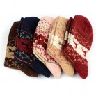 US $1.07 31% OFF Christmas Deer Moose Design Casual Warm Winter Knit Wool Female Socks Christmas Decoration Supplies MR0022-in Pendant & Drop Ornaments from Home & Garden on Aliexpress.com   Alibaba Group