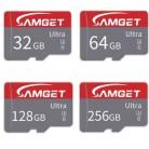 Высокоскоростная карта Micro SD, 8 ГБ, 16 ГБ, 32 ГБ, 64 ГБ, 128 ГБ, 256 ГБ, карта памяти MicroSD C10, TF карта cartao de memoria для камеры телефона