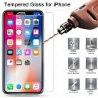 42.87руб. 30% СКИДКА|Прозрачное закаленное стекло для iPhone 7 8 6 6s Plus 5 5S SE защитная пленка, стекло для iPhone 11 Pro X Xs Max XR-in Защитные стёкла и плёнки from Мобильные телефоны и телекоммуникации on AliExpress