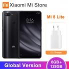 14775.67 руб. |В наличии глобальная версия Xiaomi Mi 8 Lite 6 GB 128 GB Snapdragon 660 AIE Octa Core 6,26