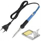 JCD 110 В 220 в 60 Вт Электрический паяльник 908 Регулируемая температура сварки паяльник инструмент с паяльником подставка очиститель
