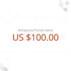 US $100.0 |US $ 100 AliExpress Pocket on Aliexpress.com | Alibaba Group