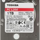 Жесткий диск TOSHIBA L200 Slim HDWL110UZSVA