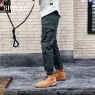 1614.42 руб. 49% СКИДКА|SIMWOOD Новинка 2019 повседневные штаны мужские модные спортивные брюки карго длиной до щиколотки военные весенние брюки мужские Pantalon Hombre 180614-in Повседневные брюки from Мужская одежда on Aliexpress.com | Alibaba Group