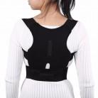 US $4.32 8% OFF|Adjustable Back Brace Posture Corrector Back Spine Support Brace Belt Shoulder Lumbar Correction Bandage Corset For Men Women-in Braces & Supports from Beauty & Health on Aliexpress.com | Alibaba Group