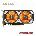 2903.07 руб. |Б/у Оригинал ZOTAC Видеокарта GTX 750Ti 2GD5 GDDR5 Графика для nVIDIA GeForce GTX750 Ti 2 GB GTX 750 TI 2 Гб 1050ti Hdmi-in Графические карты from Компьютер и офис on Aliexpress.com | Alibaba Group