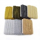 95.51 руб. 35% СКИДКА|5m/lot Lace Trim Fabric Sewing Lace Gold Silver Centipede Braided Lace Ribbon Curve Lace DIY Clothes Accessories Wedding Crafts-in Кружево from Дом и сад on Aliexpress.com | Alibaba Group