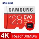 1507.49 руб. 58% СКИДКА|SAMSUNG карты памяти micro sd 128 GB EVO Plus Class10 Водонепроницаемый TF Memoria sim карты Транс Mikro карты для смартфонов 128 gb купить на AliExpress