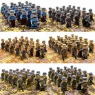 US $12.45 |21PCs/set WW2 Army Military Building Blocks France Italy Japan Britain China Small Soldier Officer Weapons Bricks Toys -in Blocks from Toys & Hobbies on Aliexpress.com | Alibaba Group