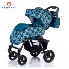 Прогулочная коляска Babyhit Travel Air-in Двухосная коляска from Мать и ребенок on AliExpress