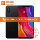 "Глобальная версия Xiaomi mi 8 6 ГБ 128 ГБ 6,21 ""полный Экран Snapdragon 845 Octa Core 20MP Фронтальная камера Face Unlock NFC mi 8 смартфон купить на AliExpress"
