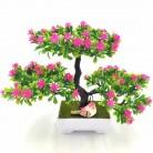 267.55 руб. 18% СКИДКА|1 шт. приветственный сосна эмуляция бонсай Моделирование декоративные искусственные цветы Поддельные Зеленый горшок растения украшени-in Искусственные и сухие цветы from Дом и сад on Aliexpress.com | Alibaba Group
