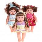 806.56 руб. 28% СКИДКА|Куклы Reborn Младенцы Мягкий силикон Виниловый реалистичный Новорожденный ребенок говорящая игрушка ручной работы детские игрушки Кукла Детская подарок-in Куклы from Игрушки и хобби on Aliexpress.com | Alibaba Group