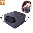 Новейший Xiaomi чисто анти-загрязняющий респиратор PM2.5 фильтр Спортивная анти-пыльная маска для загрязнения воздуха на открытом воздухе возду...