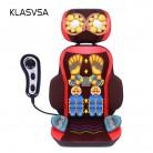 13062.98 руб. 30% СКИДКА|KLASVSA Электрический Вибрационный массажер для тела стул площадку шиацу массажер для шеи Cevical назад талии Разминающие Подушки Офис терапии сиденье купить на AliExpress