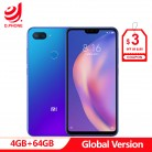 € 158.14  Versión Global Xiaomi mi 8 Lite 4 GB 64 GB mi 8 Lite Snapdragon 660 AIE 6,26