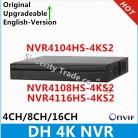 7718.83 руб. |DH 4 к NVR NVR4104HS 4KS2 4CH & NVR4108HS 4KS2 8CH & NVR4116HS 4KS2 16ch без POE, сетевые видео Регистраторы-in Видеорегистратор для видеонаблюдения from Безопасность и защита on Aliexpress.com | Alibaba Group