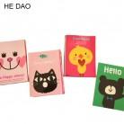 72.61 руб. 20% СКИДКА|Милая мультяшная кошка, медведь, липкая бумага для заметок, милая самоклеящаяся бумага для детей, корейские канцелярские принадлежности-in Блокнот from Офисные и школьные принадлежности on Aliexpress.com | Alibaba Group