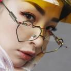 569.76 руб. 40% СКИДКА|Красная пуля в форме сердца Солнцезащитные очки женские готические милые Оттенки UV400 Винтажные Очки 47894-in Женские солнцезащитные очки from Аксессуары для одежды on Aliexpress.com | Alibaba Group