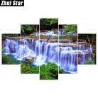 1462.79 руб. 23% СКИДКА|Чжуи звезда 5D DIY Полная квадратная Алмазная картина
