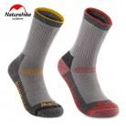1015.45 руб. 29% СКИДКА|Naturehike мужские уличные носки быстросохнущие носки женские спортивные носки зимние теплые носки NH17W001 M купить на AliExpress
